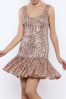 Ark & Co Sequin Dress