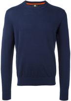 Paul Smith round neck jumper - men - Cotton - S