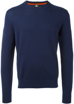 Paul Smith round neck jumper - men - Cotton - XS