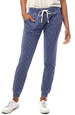 Alternative Long Weekend Dot Print Pants