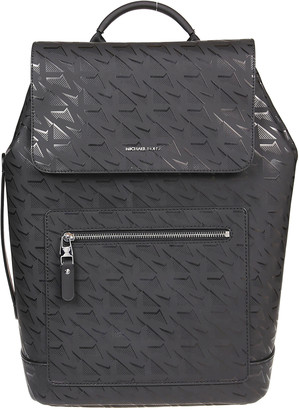 Michael Kors Backpack Hudson Graphic Logo
