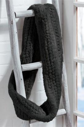 Wrap-Me-Up Faux Fur Infinity Scarf
