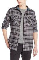 Burnside Men's Cabin Flannel Shirt