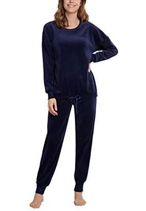 Seidensticker Women's Loungeanzug Pyjama Sets,(Size: 044)
