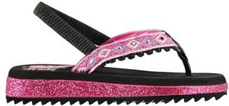 Skechers Twinkle Toes Girls Flip Flops