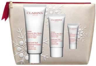 Clarins 4-Piece Holiday Hand Set