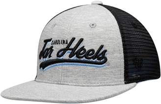 Top of the World Unbranded Youth Gray North Carolina Tar Heels Cutter Adjustable Hat