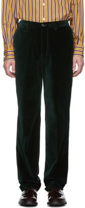 Cobra S.C. Green Velvet Jag Classic Trousers