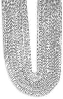 ABS by Allen Schwartz Out Last Night Multi-Row Torsade Necklace