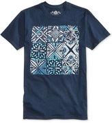 American Rag Men's Cubano Tile Print T-Shirt, Created for Macy's