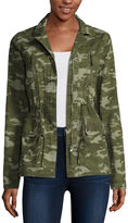Arizona Long-Sleeve Twill Anorak Jacket