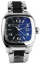David Yurman Stainless Steel Xlarge Thoroughbred Mens Watch