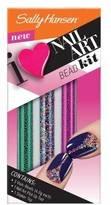 Sally Hansen I Heart Nail Art Beads Kit Multi