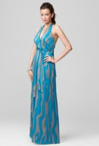 Milly Gustavia Halter Dress