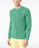 Tommy Hilfiger Men's Wallace Washed Cotton Sweater