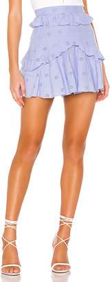 Majorelle Sommer Mini Skirt