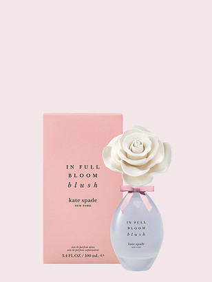 Kate Spade In Full Bloom Blush 3.4 Fl Oz Spray