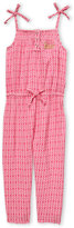 Juicy Couture Infant Girls) Pink Aztec Jumpsuit