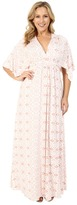 Rachel Pally Plus Plus Size Long Caftan Dress