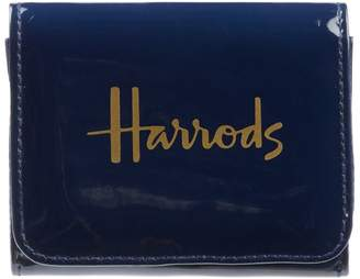 Harrods Patent Travel Purse