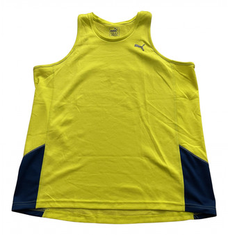 Puma Green Synthetic T-shirts