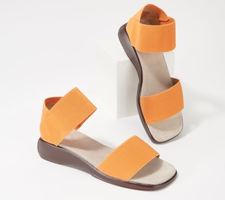 Charleston Shoe Co. Stretch Sandals - Forsyth