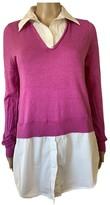 Lauren Ralph Lauren Purple Cotton Knitwear for Women