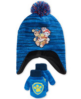 Berkshire Fashions PAW Patrol 2-Pc. Hat & Mittens Set, Toddler Boys (2T-5T)