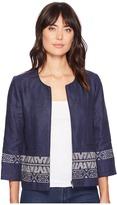 Pendleton Embroidered Zip Jacket