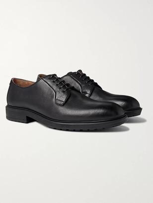Officine Generale Full-Grain Leather Derby Shoes