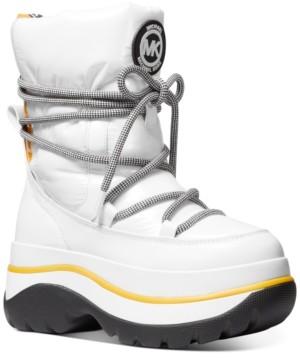 Michael Kors Michael Zadie Booties Women's Shoes