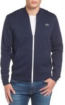 Lacoste Men's Banana Collar Zip Jacket