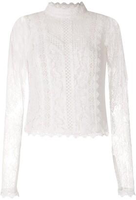 Martha Medeiros Nala long sleeves blouse
