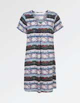 Fat Face Clara Bloomsbury Stripe Dress