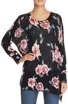 Show Me Your Mumu Bonfire Floral Sweater - 100% Exclusive