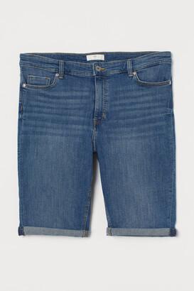 H&M H&M+ Denim Shorts