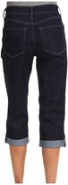 Not Your Daughter's Jeans Not Your Daughters Jeans Button Tab Capri Premium Lightweight Denim