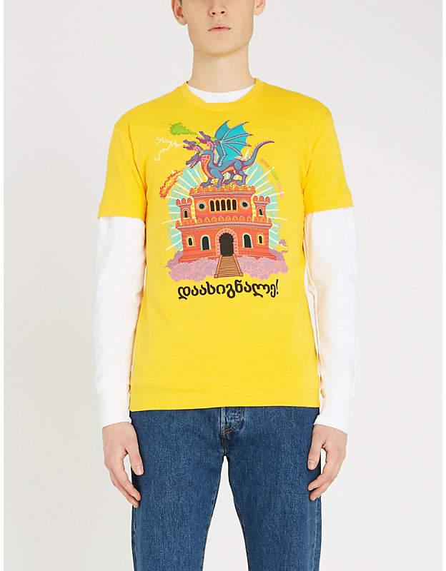 fdc489ea Men Dragon T Shirt - ShopStyle