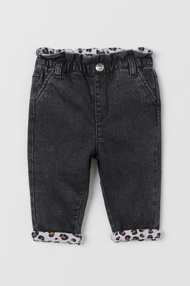 H&M Fully lined jeans