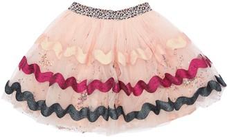 Billieblush Layered Tulle Skirt