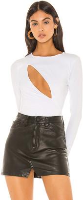 superdown Mona Cut Out Bodysuit