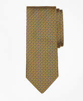 Brooks Brothers Solid-Non-Solid Square Tie