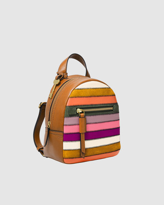 Fossil Women's Backpacks - Megan Backpack - Size One Size at The Iconic