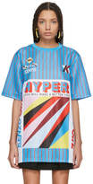 Kenzo Multicolor Oversized Hyper T-Shirt