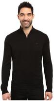 Lacoste Classic 1/4 Zip Jersey Sweater