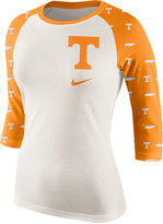 Nike Women's Tennessee Volunteers Triblend Veer Raglan T-Shirt