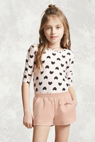 Forever 21 FOREVER 21+ Girls Faux Suede Shorts (Kids)