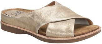 Sofft Italian Leather Sandals - Brylee
