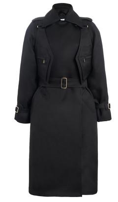 Max Mara Maesa Silk Trench Coat