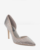 White House Black Market Embellished Heels